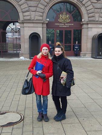 Smart Weekend Sofia Tour with Alana from Venzuela