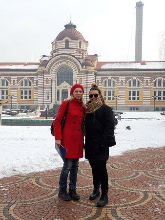 At Regional History Museum