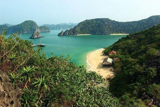 Luxury Travel: cat ba ocean junks