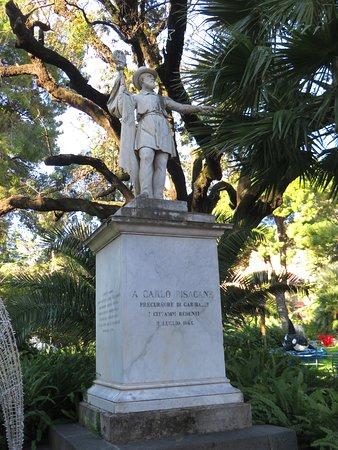 L'omaggio a Carlo Pisacane