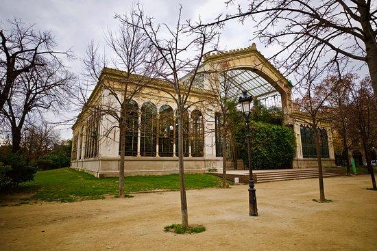 Parc de la Ciutadella: Greenhouse