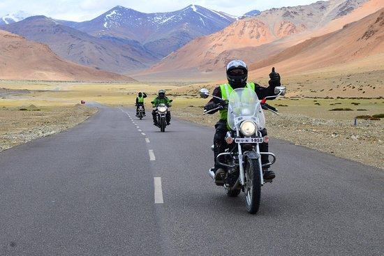 Sarchu, India: Morey Plains..Ladakh