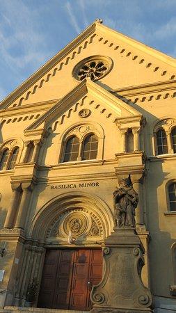 Keszthely, Hungría: Главный вход