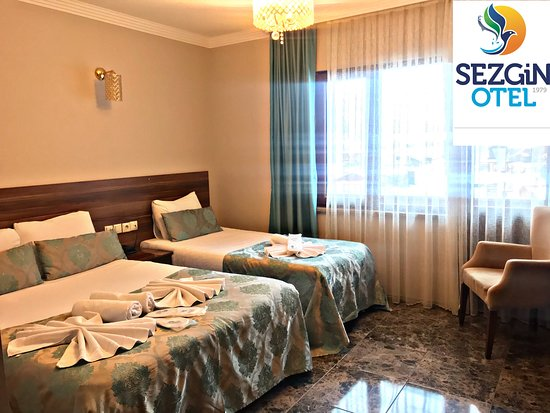 Sezgin otel connect Room