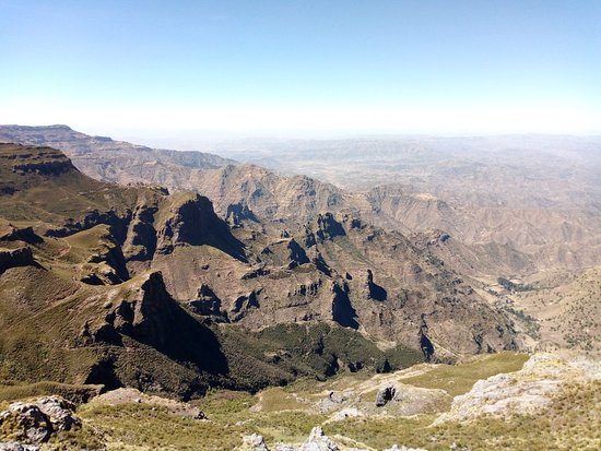 Gonder, Αιθιοπία: Come enjoy and mack your life a new with this Ethiopian Landscape