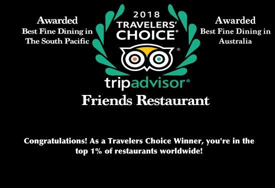 Groupon voucher - Review of Friends Restaurant, Perth