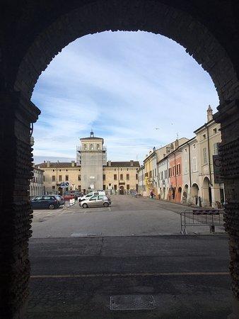 Torre dell'orologio di Rivarolo Mantovano