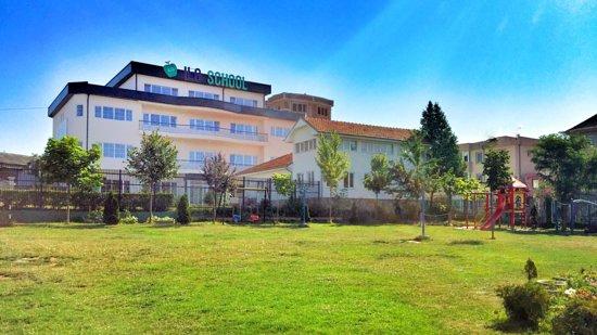 Pristina, Kosovo: ILG School - Veternik