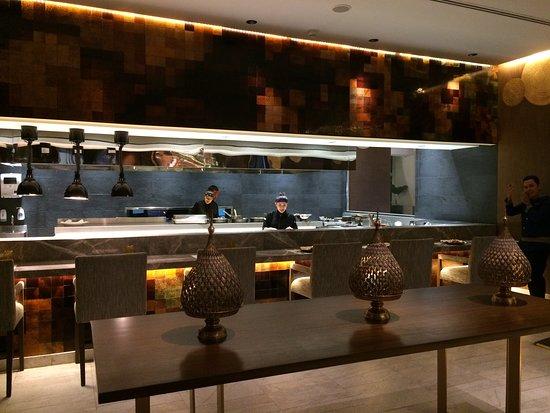 Open Kitchen Picture Of Benjarong Thai Restaurant Makati Tripadvisor