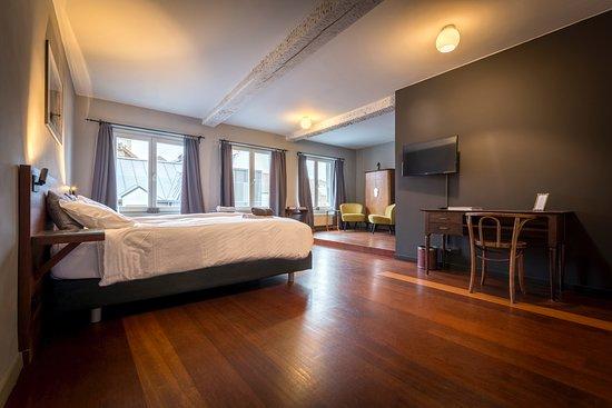 Fancy BnB! - Review of B&B Kwaadham52 - Music Hotel Ghent, Ghent