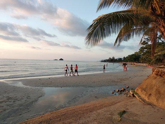 Awa Koh Chang: kai bae beach
