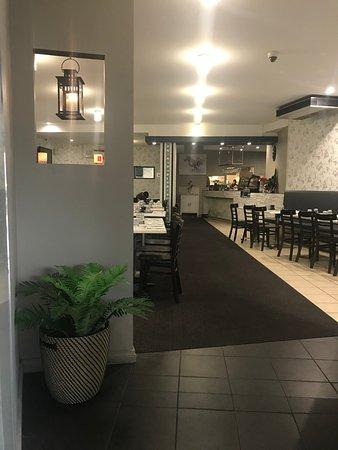 Queanbeyan, Austrália: Restaurant