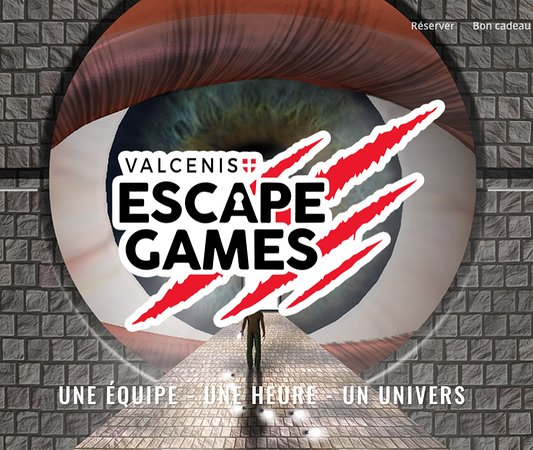 ‪Escape Games Val-Cenis‬