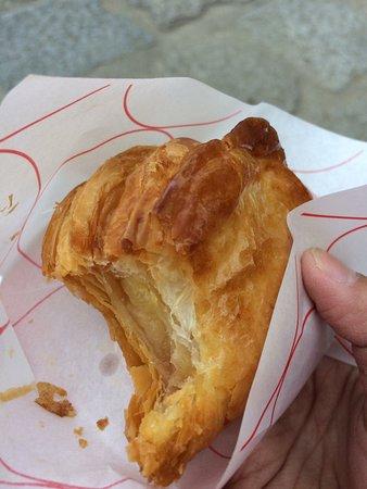 Custard apple pie!