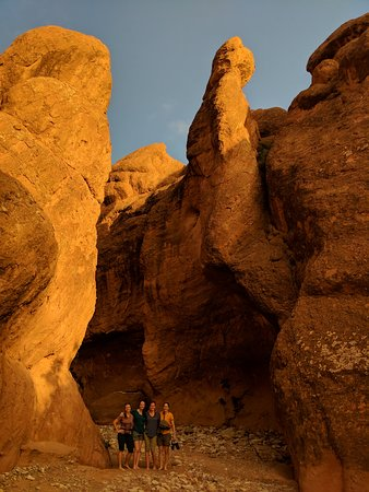 Dedes Valley hike