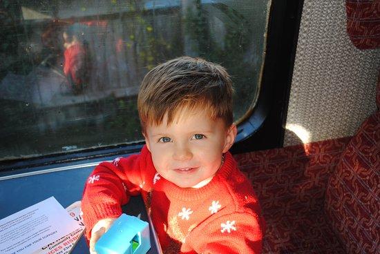 Chinnor, UK: Santa has been