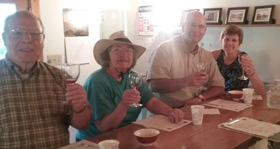 """Westmoreland, NH: """"ALWAYS A GOOD TIME. EXCELLENT WINE IN A BEAUTIFUL SETTING."""" — Jen Smith"""