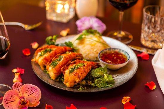 Ho Tay food