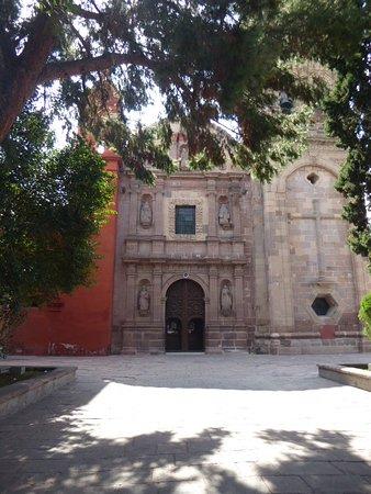 San Agustin Church: Cartoline da San Luis Potosì, Messico