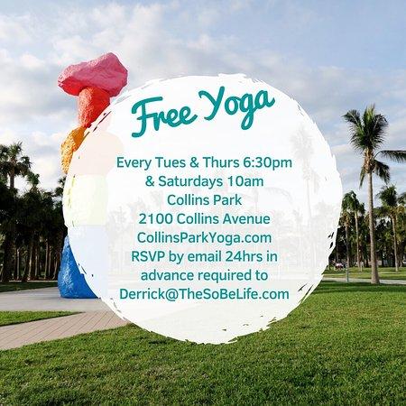 Collins Park Yoga