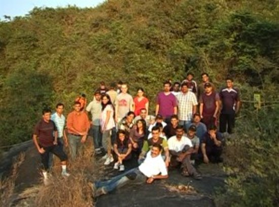 Chandor, Indien: Buddha Hill, Gudi, Paroda, Goa