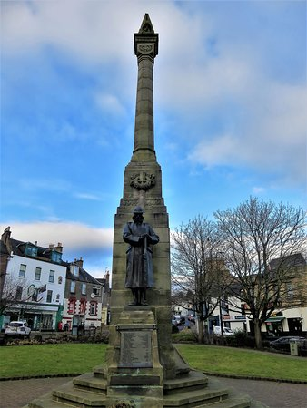 Blairgowrie and Rattray War Memorial