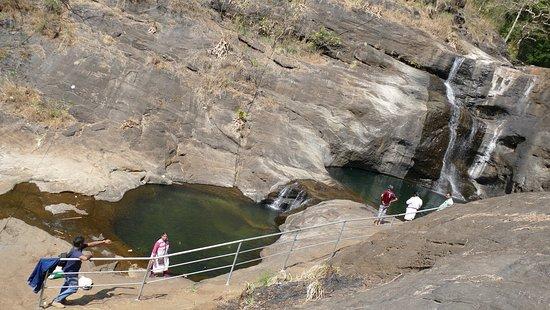 Ezharakund Waterfalls