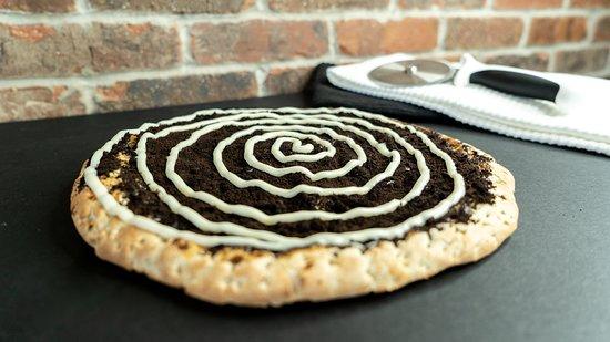 Saratoga Springs, Юта: Oreo Pizza