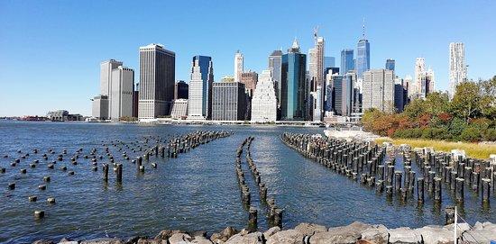 Brooklyn Bridge Park to Manhattan
