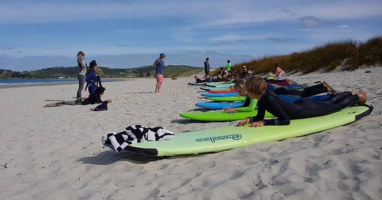 Summer Sessions Surf Holiday Program. Summer Sessions runs Holiday programs in October and in January. Summer Sessions also runs After School Surf Lessons in Term 1 and 4.