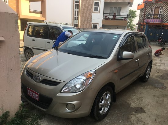 Nepal Vehicle Hire: Available for self drive, Hyundai i20
