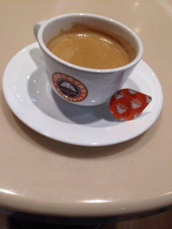 サンマルクカフェ スフィアタワー天王洲店, 今回いただいたコーヒー