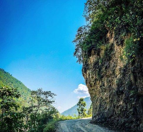 Kulekhani, Nepal: #way to kathmandu#love#travel#