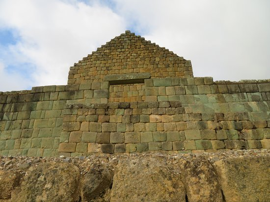 Ingapirca, Ecuador: Temple of the Sun