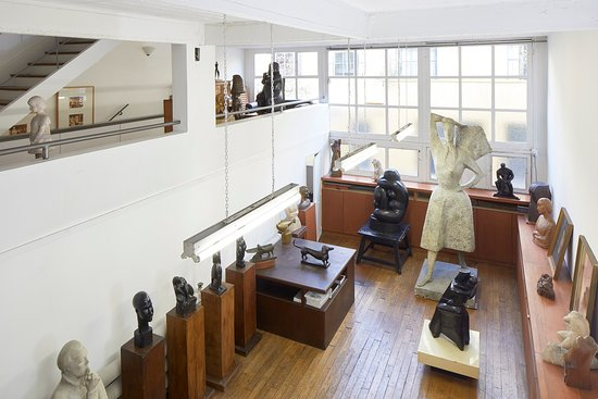 Ateliers-musee Chana Orloff