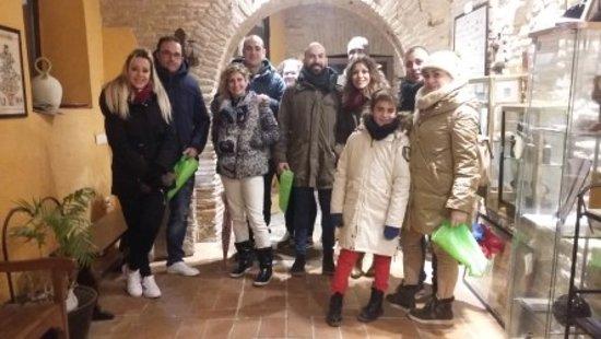 Entorno Toledo: Toledo mágico y todos sus secretos, mil gracias y hasta pronto, amigos de Cuenca, Madrid y Alicante.