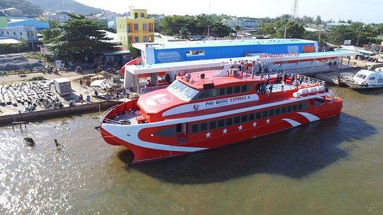 Ha Tien - Phu Quoc Boat Service