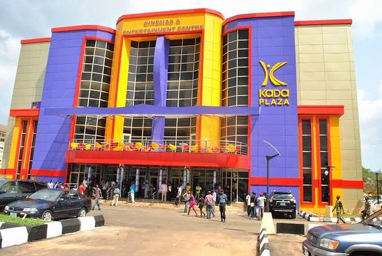 Benin City, Nigeria: Kada Cinemas