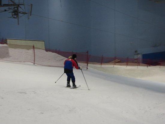 Ski Dubai: entusiasmante sciare con 45  gradi fuori