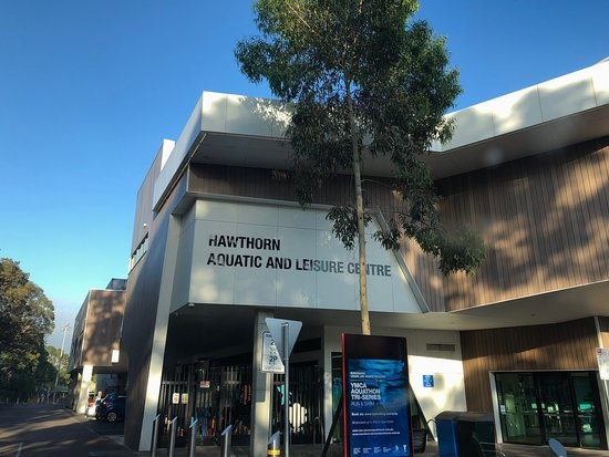 Hawthorn Aquatice and Leisure Centre
