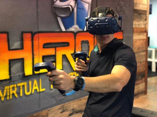 HEROES Virtual Reality Adventures