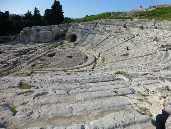 Tour of Sicily - Day Tours: Siracusa Greek Theatre