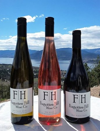 Forgotten Hill Wine