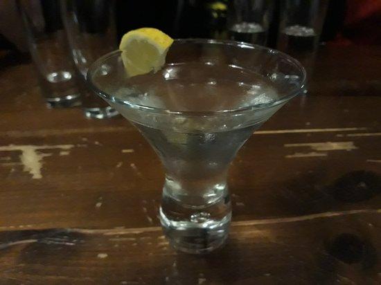 """Truccazzano, Italy: """"Un Vodka Martini,agitato non mescolato"""""""