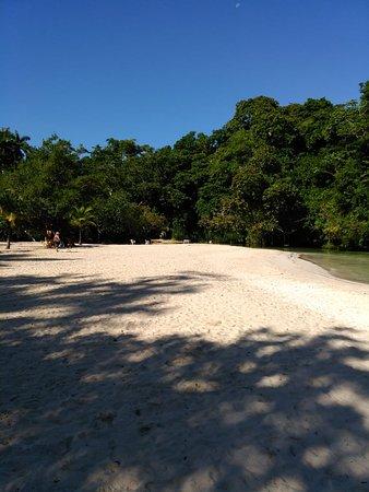 Portland Parish, Jamajka: Beautiful White Sand Beach