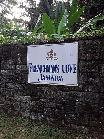 Portland Parish, Jamajka: Frenchman's Cove Jamaica