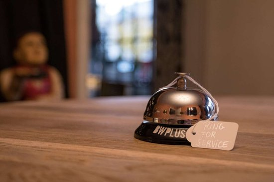 Best Western Plus Turnhout City Hotel: ringforservice