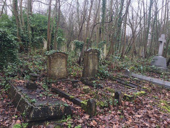 Camberwell Old Cemetary