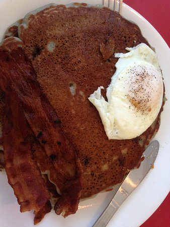 Cheryl's Diner: Blueberry Pancakes