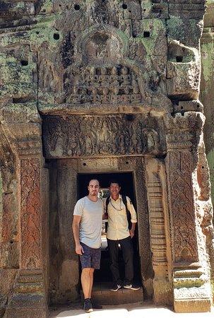 Rithy Guía y Chófer Español Camboya